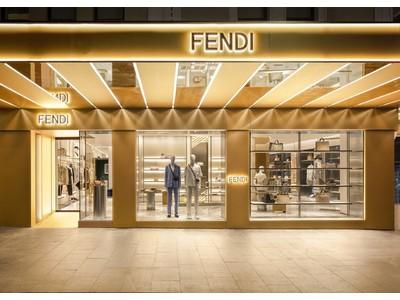フェンディ、シドニーに初の旗艦店をオープン!