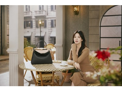 フェンディ、韓国のブランドアンバサダー ソン・ヘギョ主演の新作#FendiPeekabooビデオを発表!