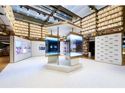 フェンディが、アイコンバッグ「ピーカブー」の誕生10周年を記念したエキシビションを開催中!グローバルなチャリティ企画「ジャパン ピーカブー プロジェクト」の実施や、限定商品を展開!