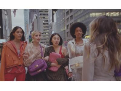フェンディ、#BaguetteFriendsForever キャンペーンの第3話に、サラ・ジェシカ・パーカーが登場!