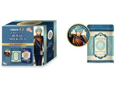 「日東紅茶」×「刀剣乱舞-ONLINE-」コラボパッケージ 三井農林オンラインショップ「TEA BREAK」にて予約販売決定7月22日(水)より予約受付開始