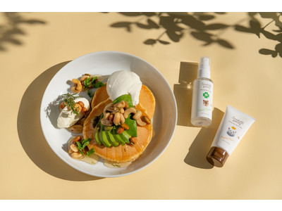 代官山の人気カフェ店「SIGN ALLDAY」と「VECUA Honey」が期間限定コラボ!こだわりの北海道産アカシアハチミツを使用したオリジナルメニューが登場。