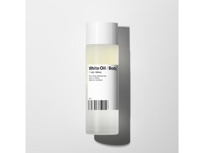 新しい価値を持つボディケア製品「明るさとうるおいをこの1本で。むっちり透明美肌」を叶える「白いオイル / ボディ」 11月19日誕生