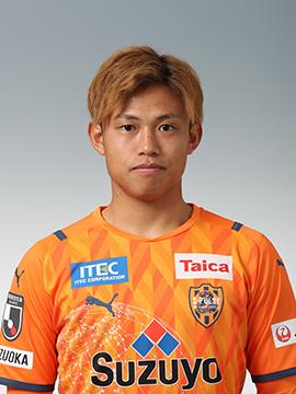 石毛 秀樹選手 ファジアーノ岡山へ期限付き移籍決定のお知らせ