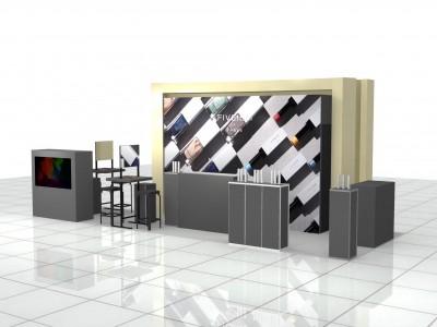 「FIVEISM × THREE」が阪急うめだ本店でポップアップイベントを期間限定開催