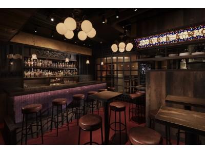 世界を席巻するバーテンダー集団「SG Group」国内2店舗目の新店「The Bellwood」6月20日渋谷にオープン!CHIVAS Masters世界チャンピオンの鈴木敦、初プロデュースバー誕生!
