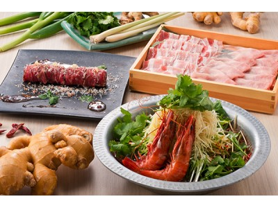 「料理」が国境を超えた!タイ料理 「ダオタイ」× 和食料理「生姜屋 黒兵衛」両店の人気メニューが期間限定コラボ!