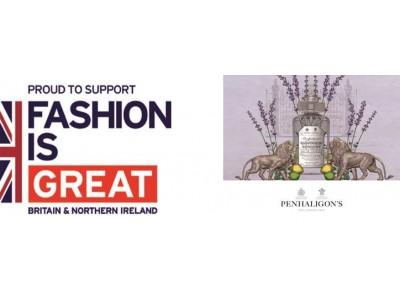 英国発フレグランスハウス「ペンハリガン」が、第3回 英国ファッションウィークに参加!