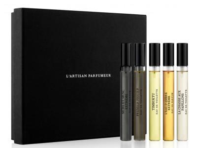 ホワイトデーのギフトにも!フランス発フレグランスメゾン「ラルチザン パフューム」から、人気の5つの香りのセットを数量限定で発売
