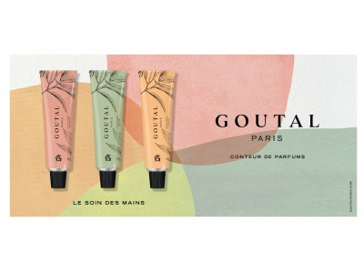 パリ発フレグランスメゾン「グタール」から、ブランド初のハンドケアコレクションが、2月27日(水)より数量限定発売