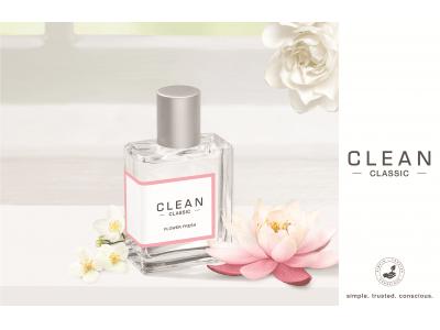 春爛漫!ピュアで華やかな香り。北米発サステイナブルなヴィーガンフレグランスブランド<クリーン>から、「クリーン クラシック フラワーフレッシュ」が誕生!