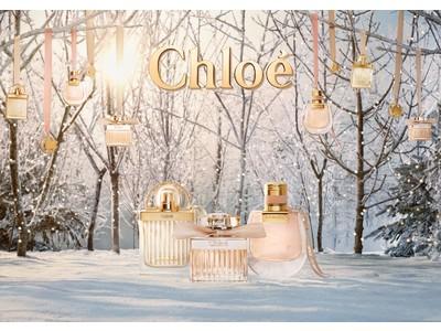 クロエ エレガンスをまとい、洗練のホリデーシーズンを。11月4日(水)、クロエを代表する2つのフレグランスからクリスマスコフレが数量限定発売!