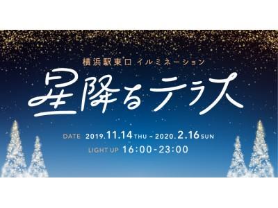 クリスマスを彩るSNS映えスポットが満載!