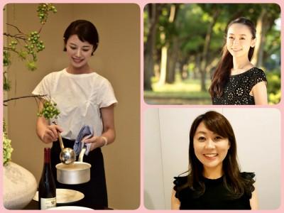 宝塚受験生をサポートするグラントジェンヌ、料理教室「宝塚式!目標達成アスリートレシピ」を開催!