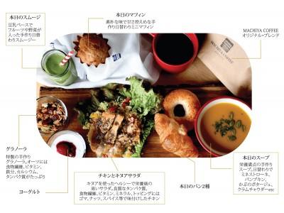女性による女性のための「フレッシュ仕出し朝食」販売開始!テーマは美容と健康。「京町家」宿の運営会社が開発
