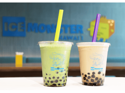 【ハワイ店限定フレーバーも!】世界のベストスイーツTOP10/台湾発の新食感かき氷「ICE MONSTE...