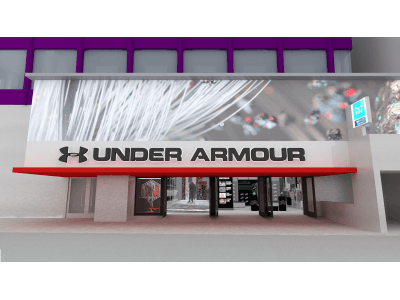 「アンダーアーマー ブランドハウス新宿 」2019年9月13日オープンのお知らせ