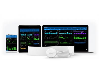 毎日の睡眠を追跡・分析できるEmfit QS(睡眠スキャンセンサー)の取扱いを開始