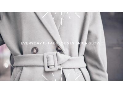 「大人女子の勝負服」をテーマに韓国・ソウルから旬なファッションを提供する通販サイト「SPICA GLOW(スピカ グロー)」が12月6日よりオープン