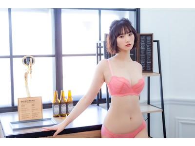 大人気バストアップ専門店p-Grandiによる下着ブランド「BelletiaParis」の新ブランドイメージモデルとして『そよん』さんを起用!