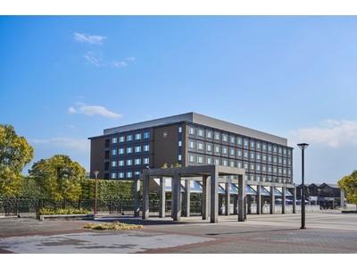 ファミリー・グループに優しいホテル「ザ ロイヤルパークホテル 京都梅小路」2021年3月12日(金)開業