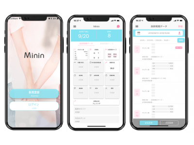 不妊治療・体外受精のサポートに特化したアプリ「ミニン」のクラウドファンディング を実施中!