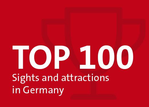 ドイツ観光局(DZT)   訪独外国人観光客人気スポット2021年TOP100を発表
