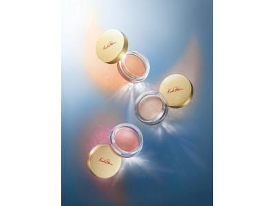 ワンアイテムで、澄んだ発色とツヤが一日中続く。「ケサランパサラン グロウアイカラー」11月20日(水)新発売。