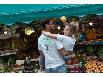スーパーマーケットを意味するイタリアブランド「Supermercato」が日本初上陸!