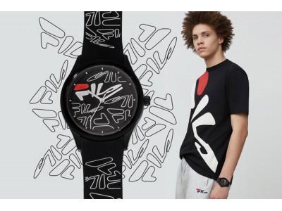 イタリア発のスポーツブランド『FILA TIME(フィラ タイム)』が、ブランドショップ『FIT HOUSE』で期間限定ノベルティーフェアを開催!
