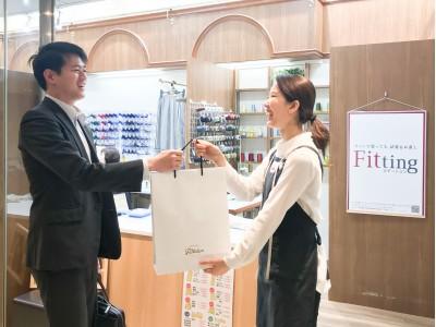 ファクトリエ、「Fitting ステーション」導入~3月26日から17店舗が受け取り先として選択可能に~