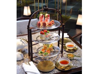 【京都悠洛ホテル Mギャラリー】苺と桜づくし スプリングアフタヌーンティー販売のお知らせ