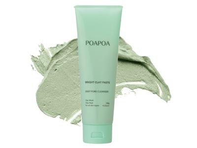 売り切れ店舗続出!1度で驚きのつるん肌になれるクレイ洗顔「POAPOA(ポアポア)」がインスタグラムキャンペーンを実施