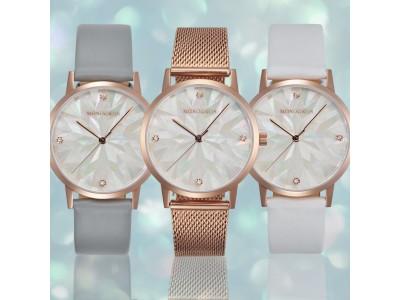 人気急上昇中。SNSで話題の腕時計ブランド【monogriis モノグリース】