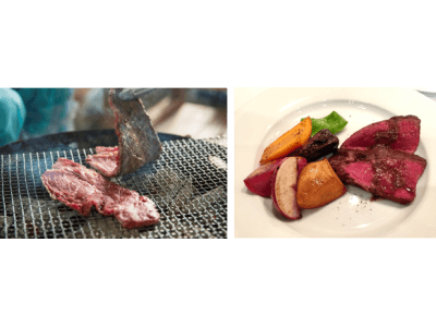 赤身肉の魅力を知り尽くすイベント「いわて短角牛 肉焼きLIVE!」のご案内