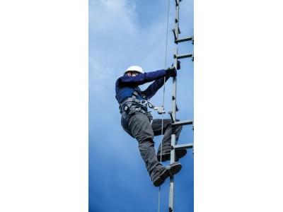 はしご昇降時の安全対策「3M(TM) DBI-サラ(TM) Lad-Saf(TM) 垂直親綱シリーズ」を発売