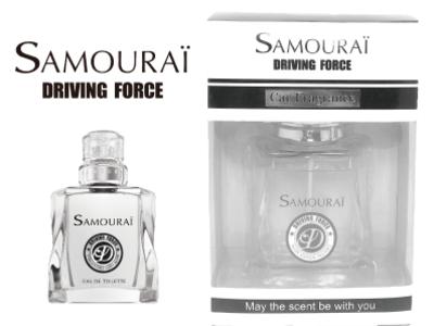 香水仕立ての香りが好評な サムライ/サムライウーマン カーフレグランス 置き型タイプに新ラインナップ追加!