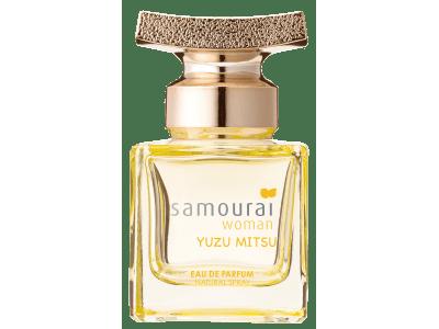 サムライウーマンからの新提案。フレッシュでスウィートな香りと可愛らしい見た目で、選ぶのも楽しい2種のフレグランスが同時発売。