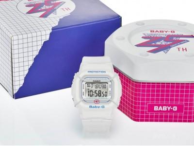 """初代モデルを復刻した""""BABY-G""""発売25周年記念モデル"""