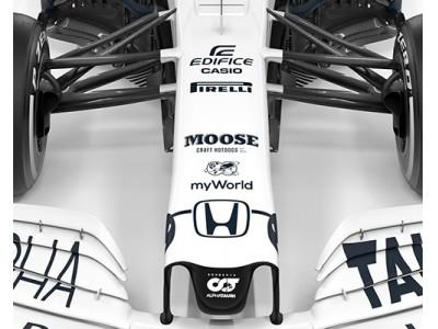 F1(TM)チーム「Scuderia AlphaTauri (Scuderia Toro Rosso)」とオフィシャルパートナー契約を更新