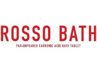 今日から始める温活浴!「ROSSO BATH」ロッソバスタブレット発売です!