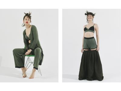 おうち時間もこだわりたい女性たちへ デザインと着ごこちが両立した「S by sloggi Sundays」にホームウェアアイテムが新登場!