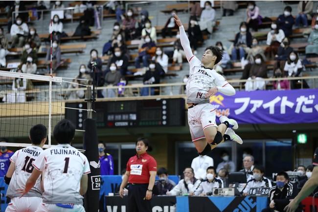【バレー/Vリーグ】愛知ダービー1戦目は、昨季王者ジェイテクトが首位WD名古屋に勝利