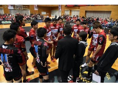 ヴォレアス北海道の選手たちが「確定申告書作成コーナー」をPR