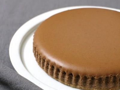 チョコレートではじまり、チーズで終わる、新感覚のケーキ「チョコレートチーズケーキ」新発売!