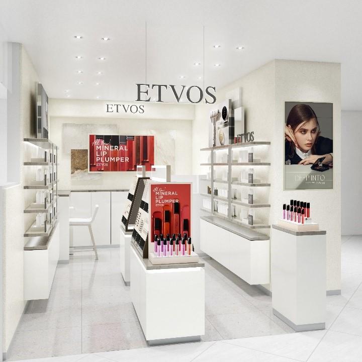 人気 国産ミネラルコスメの「エトヴォス」が、2020年8月28日(金) ルミネ新宿に直営店をオープン
