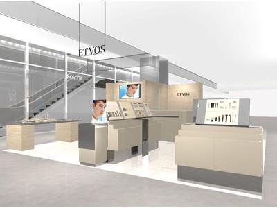 エトヴォス 有楽町マルイ店が2021年5月14日(金)に直営店舗として新規オープン!