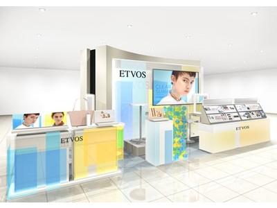 2021年6月にエトヴォス 堺高島屋(直営店)と、阪急うめだ本店 ポップアップストアがオープン!
