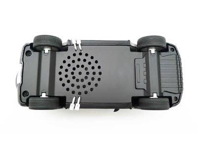 世界初メルセデス AMG G 63 Bluetoothスピーカーが待望のリバイバル!