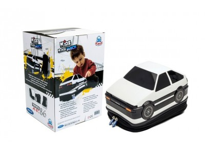 【これ以上の車型は無いです!】トヨタAE86が子供用バックパックになって本日CAMSHOP.JPに再入荷!